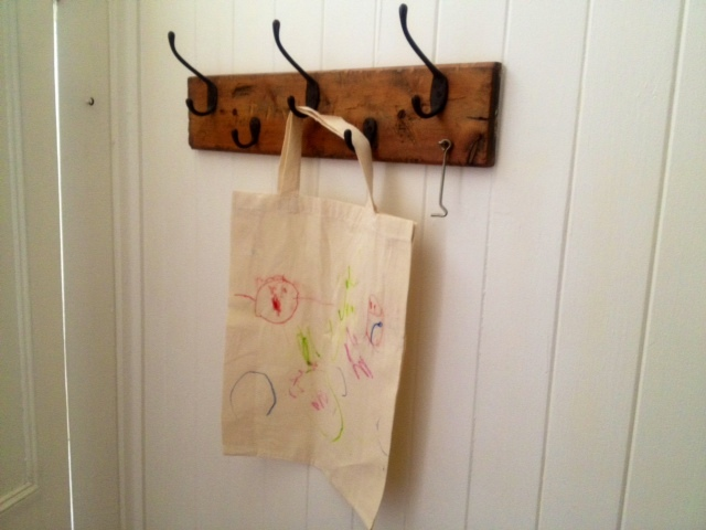 Calico Shopping Bag My Kid Craft