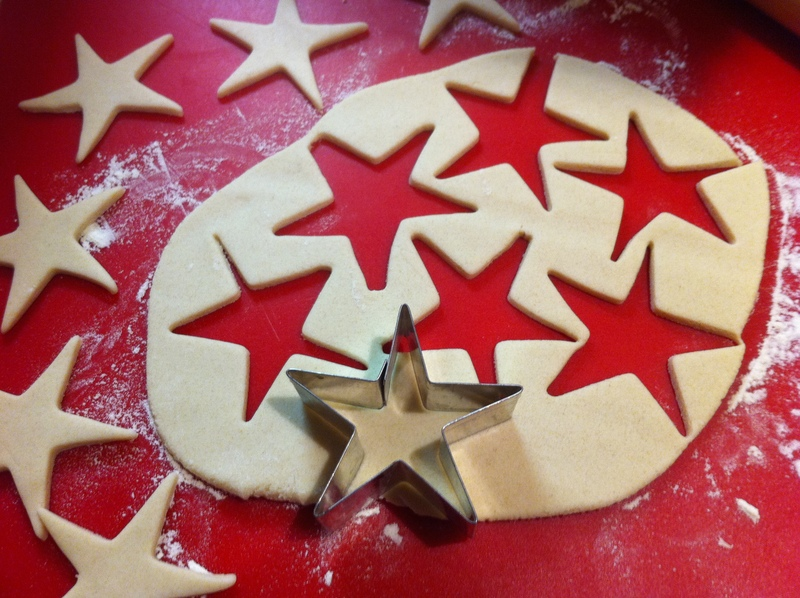 Arts crafts dough recipes for Arts and crafts christmas decoration ideas